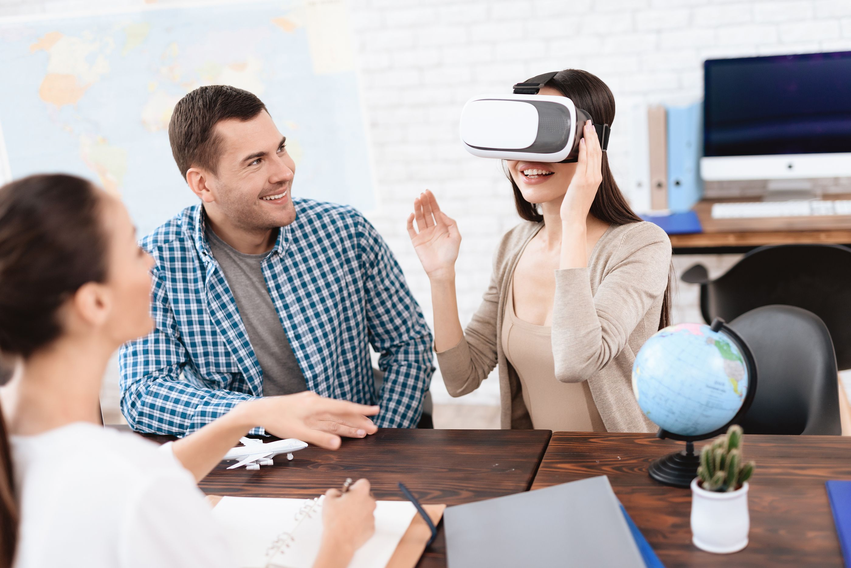 Benefits of Virtual Reality in the Tourism and Travel industry