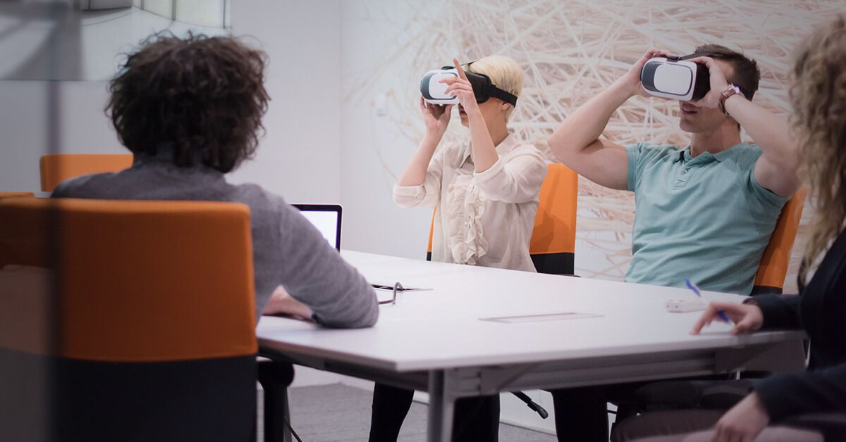 Why VR is Shaping the Future Workplace