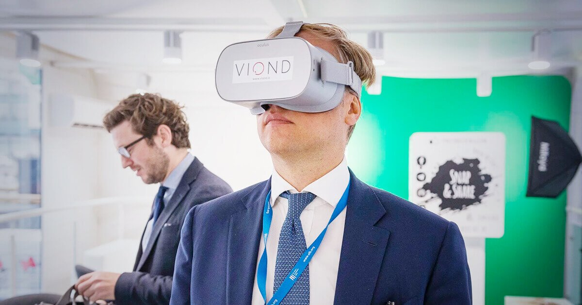 #EuropeWorks – VR goes beyond visualization of projects