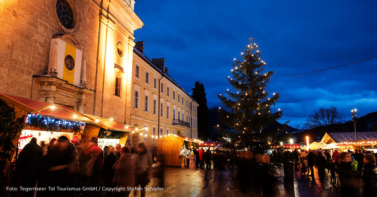 Tegernsee Christmas Markets – Attracting Visitors with a VR Experience