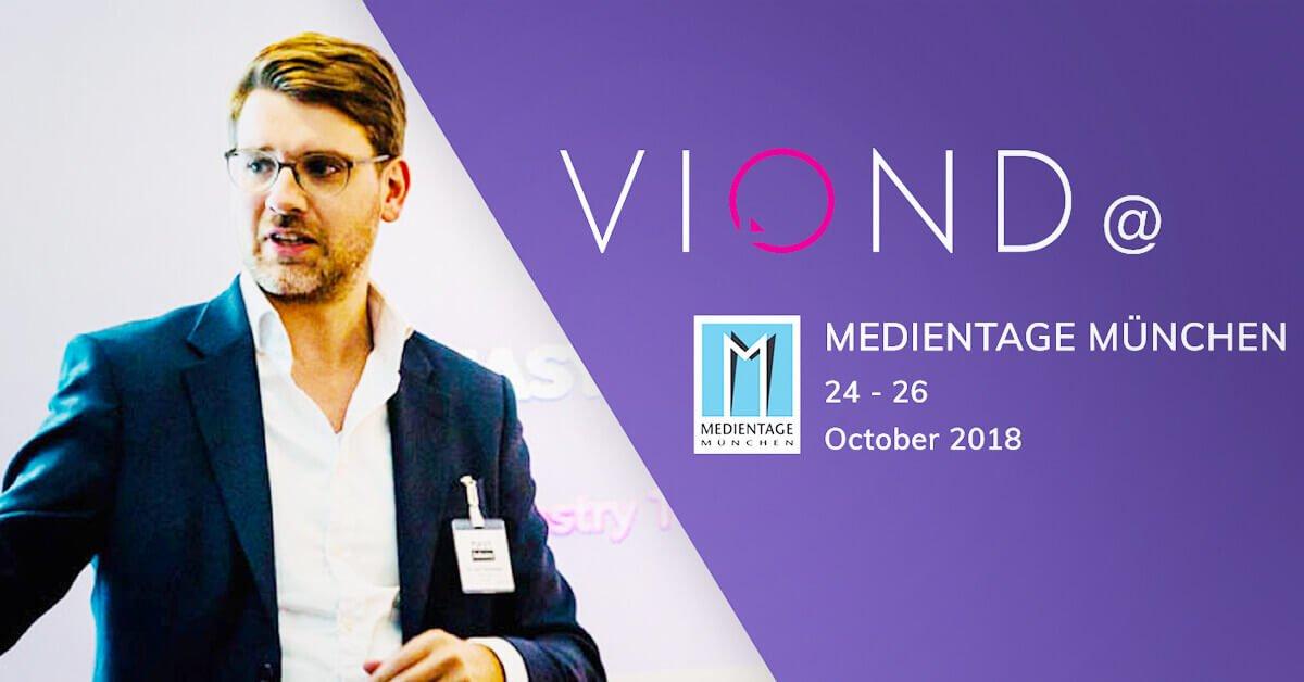 VRdirect at Medientage München 2018
