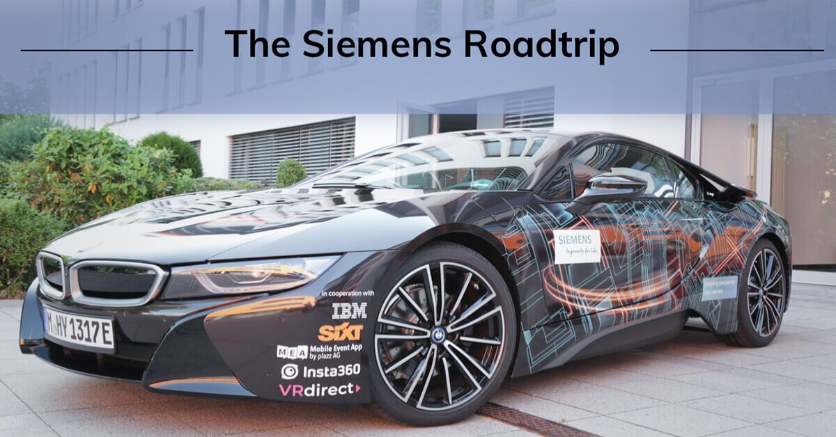 The Siemens Roadtrip to Goodwood Festival of Speed 2019