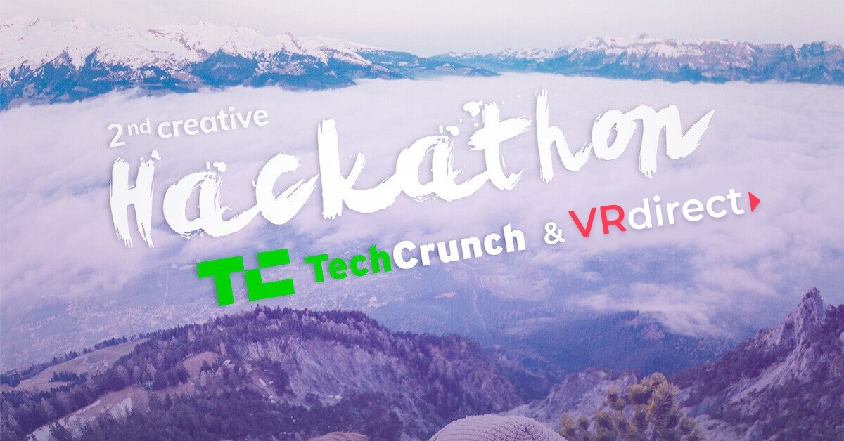 Join our virtual TechCrunch Hackathon and present your VR experience