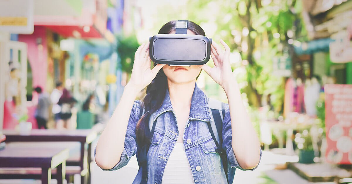Virtual Reality As The Future of Travel Marketing