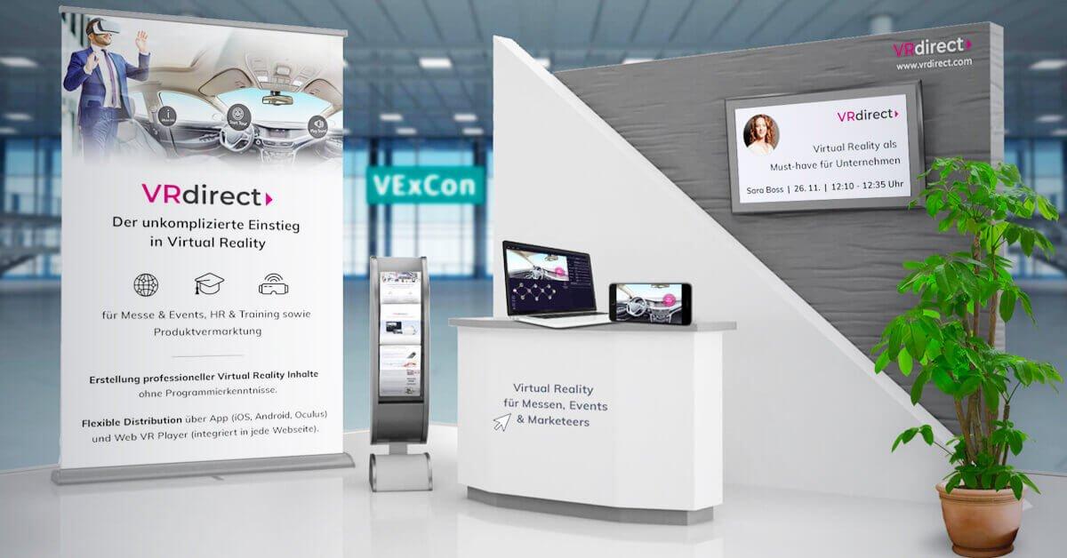 VRdirect at VExCon 2019