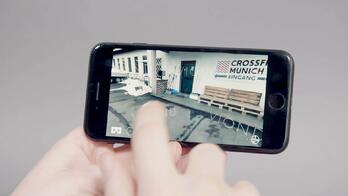 Crossfit Screenshot