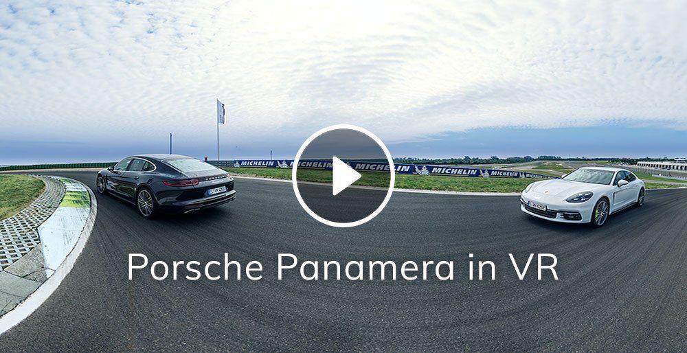 Porsche VR