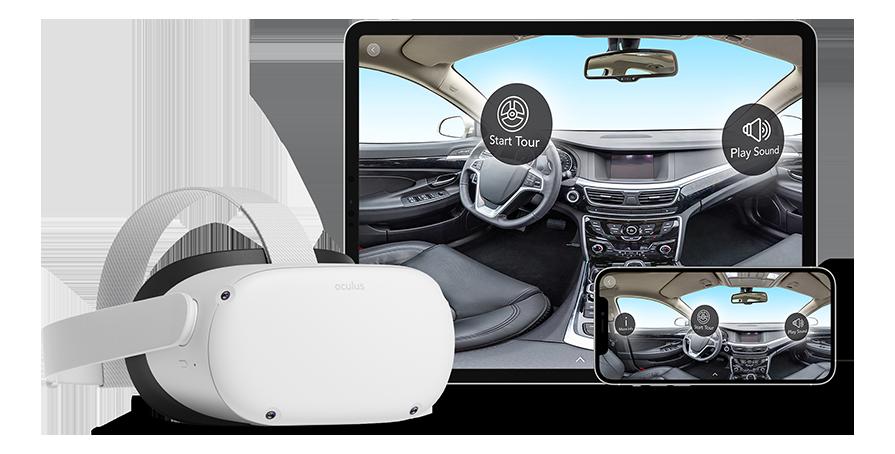 VRdirect App