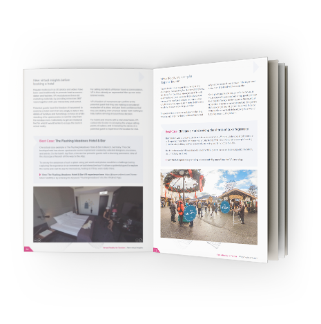 Whitepaper - Virtual Reality Disrupting the Travel and Tourism Industry