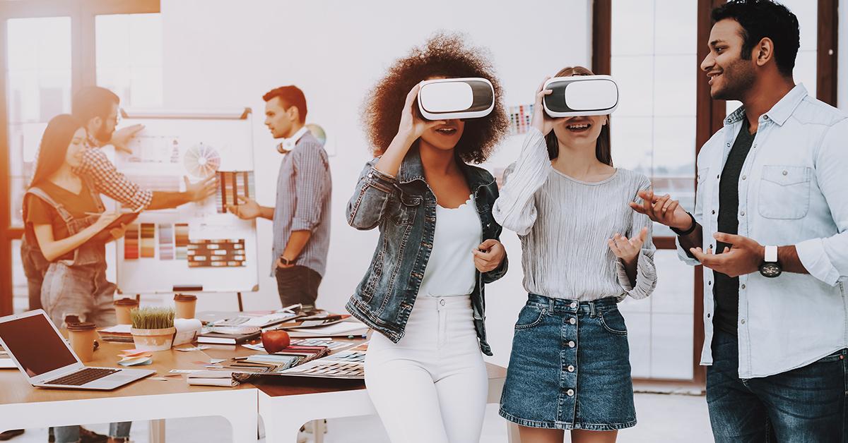 VR Marketplace