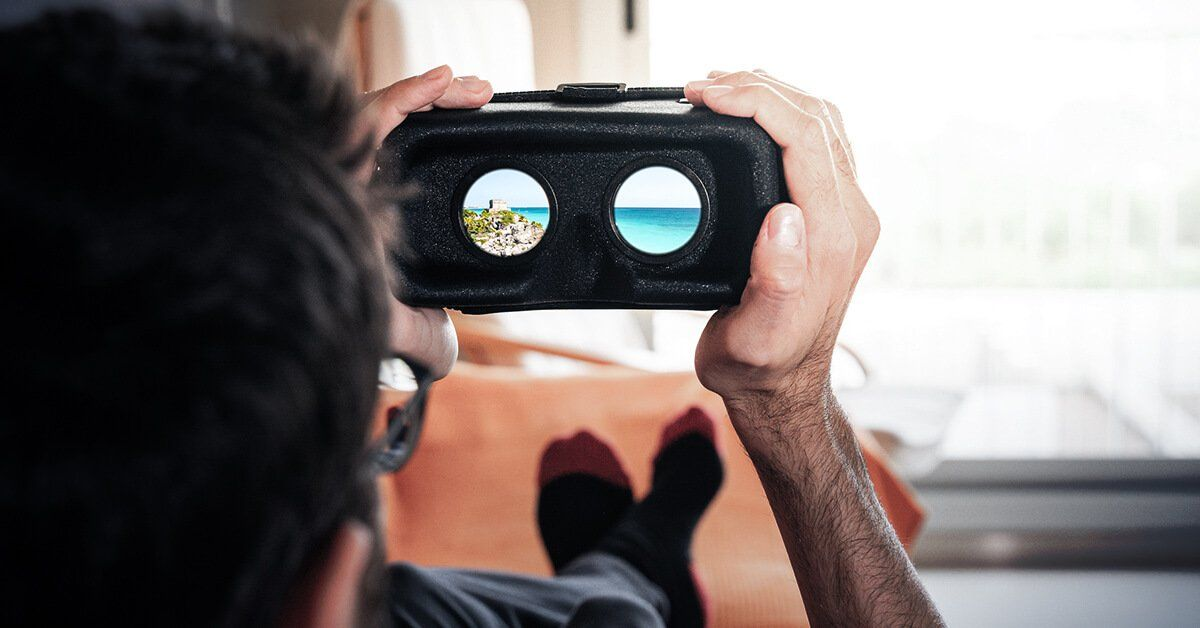 VR Travel beats pandemic