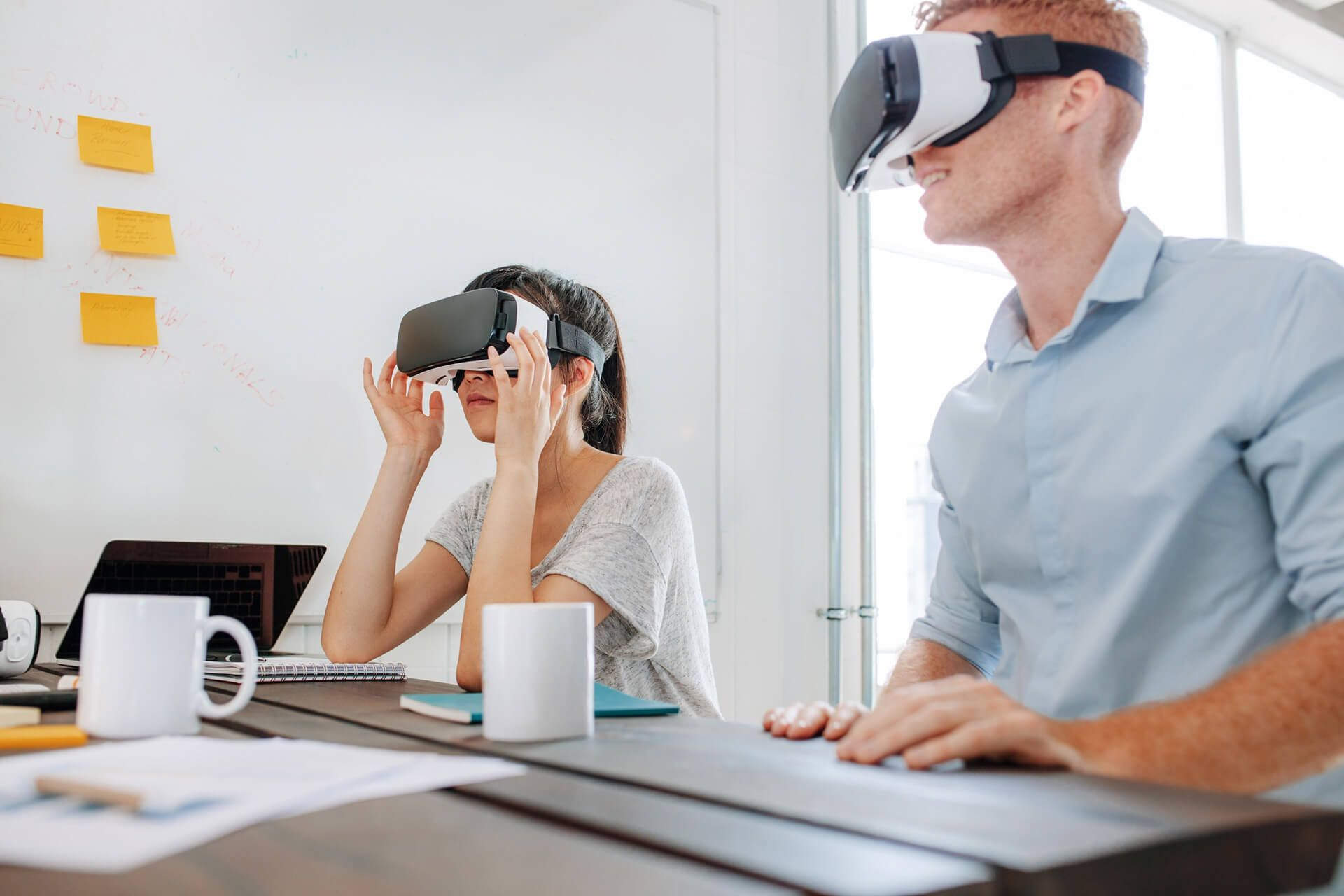 VR Supporting Learning