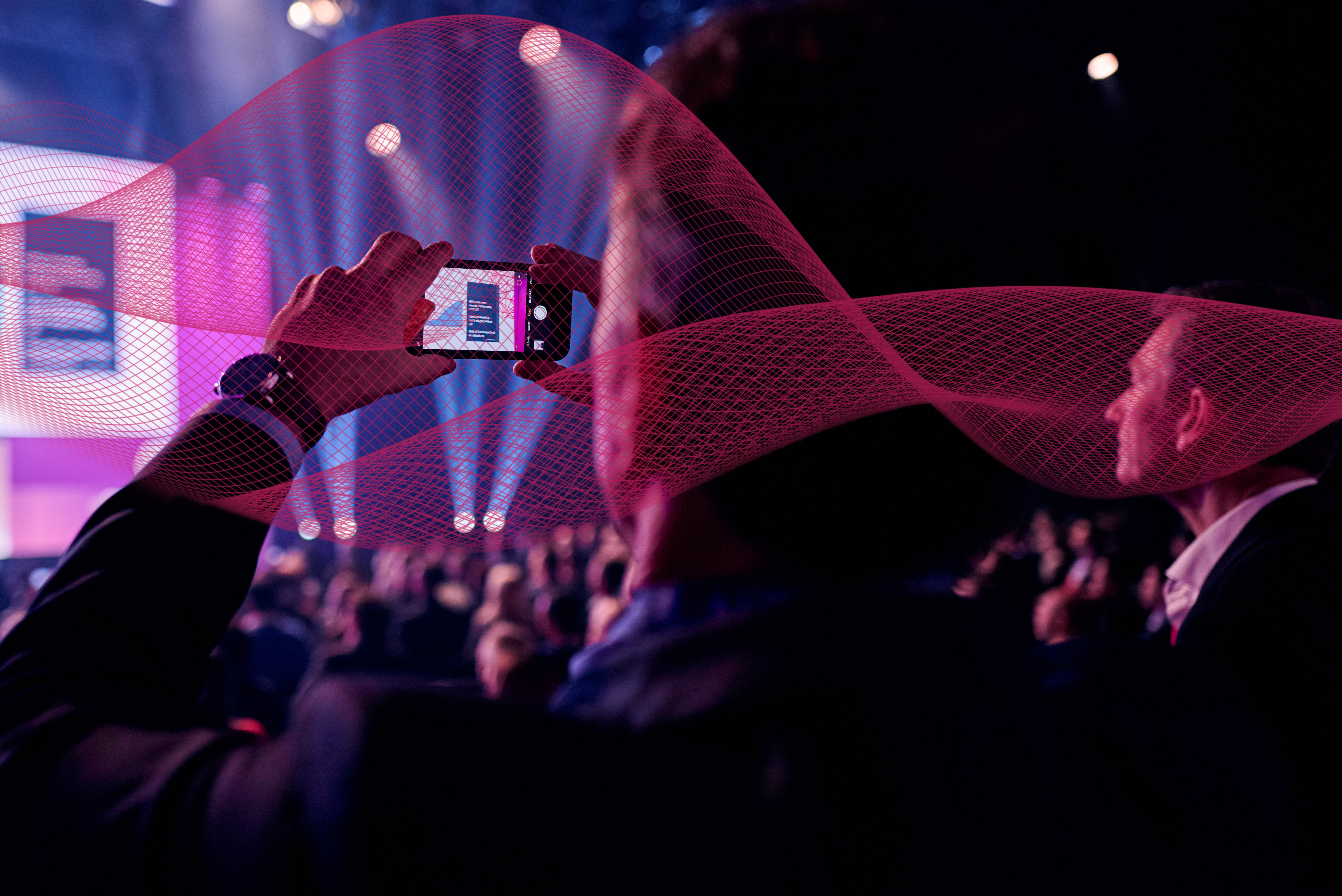 Virtual Reality for events: With immersive experiences into the minds of visitors