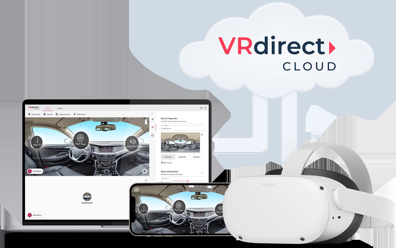 VRdirect Platform Hp 1024x616