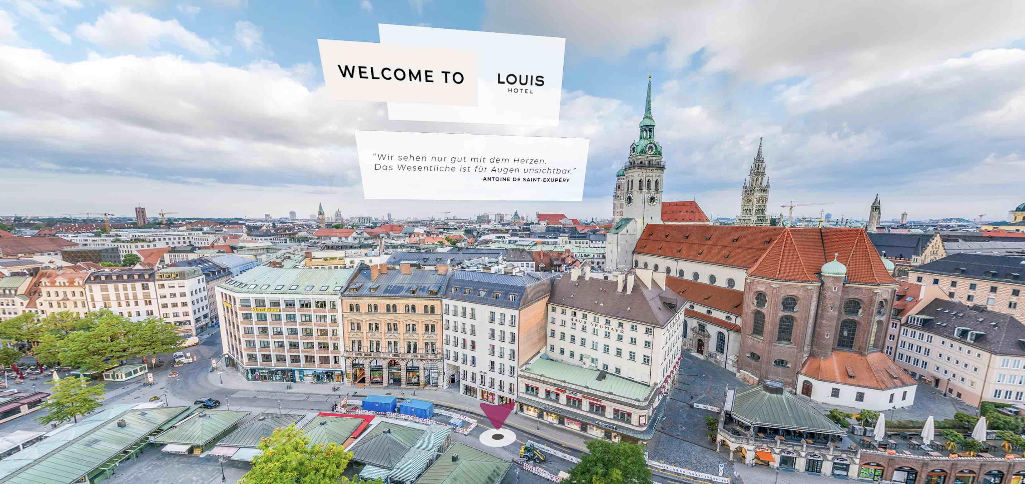 Example - Louis Hotel
