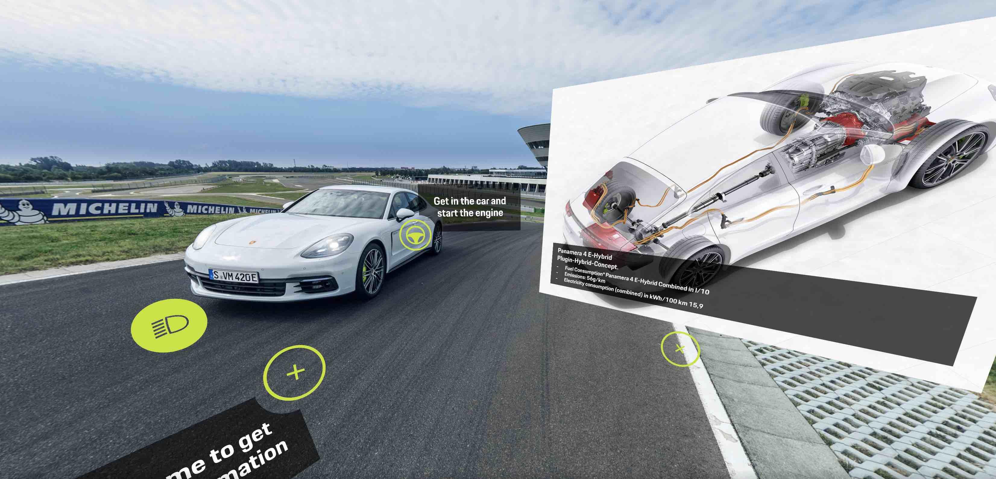 Example - Porsche-Panamera