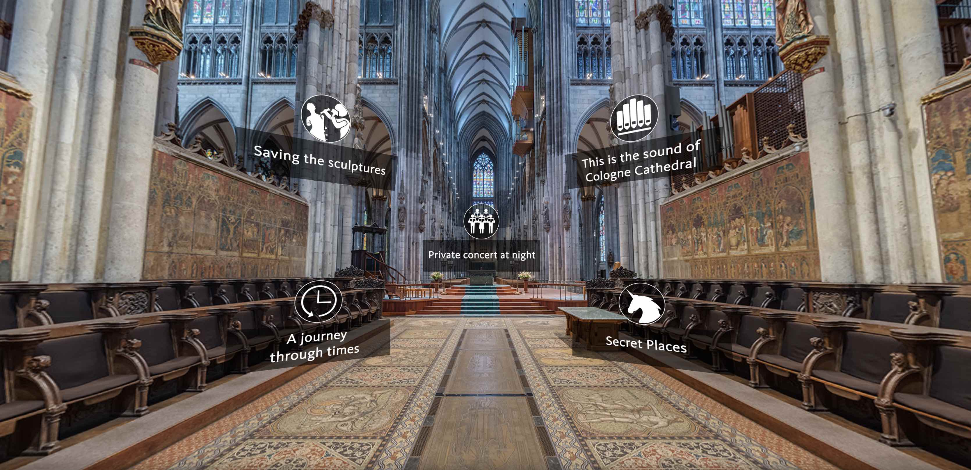 WDR Cologne Cathedral In 360 1 1024x496