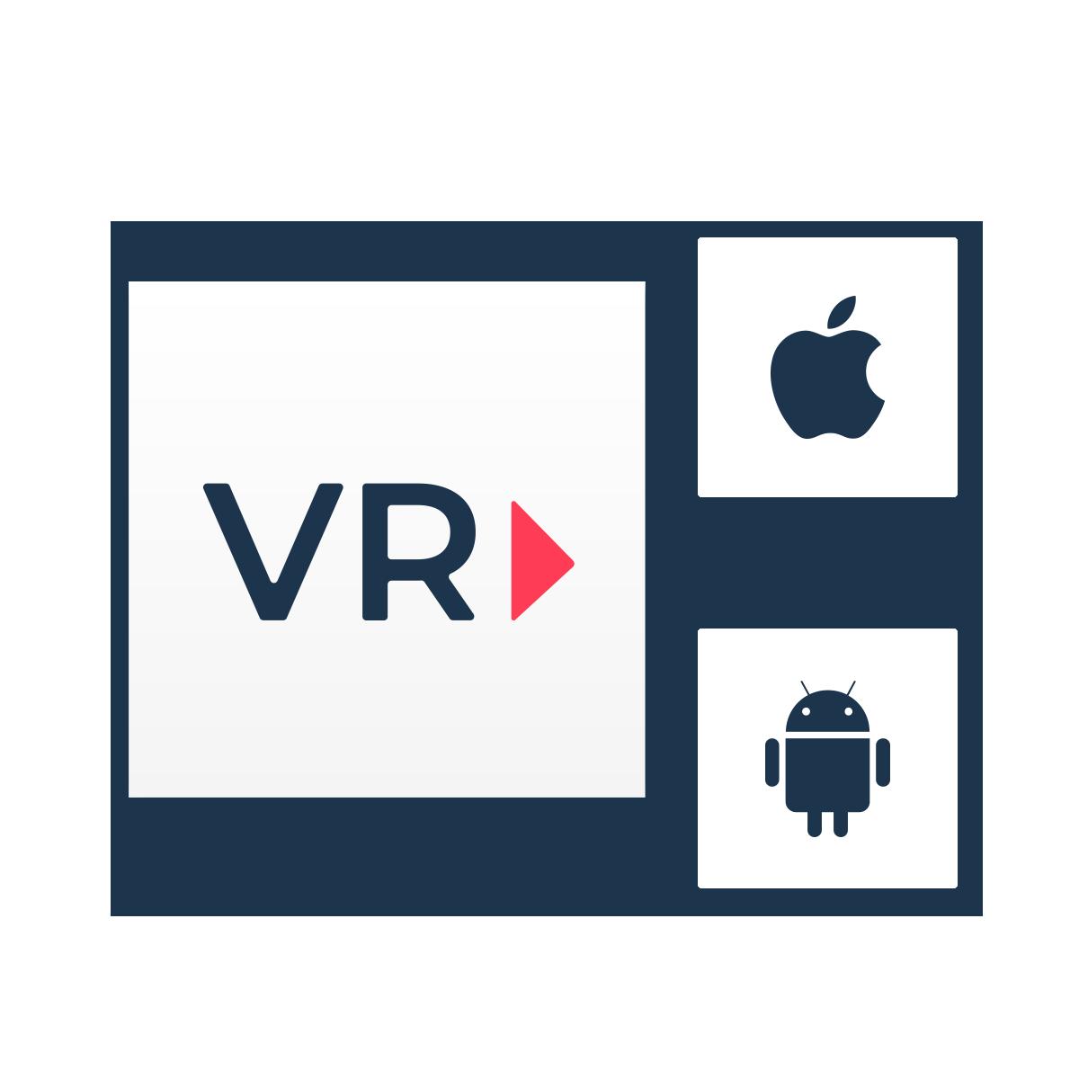 VRdirect App Android IOS