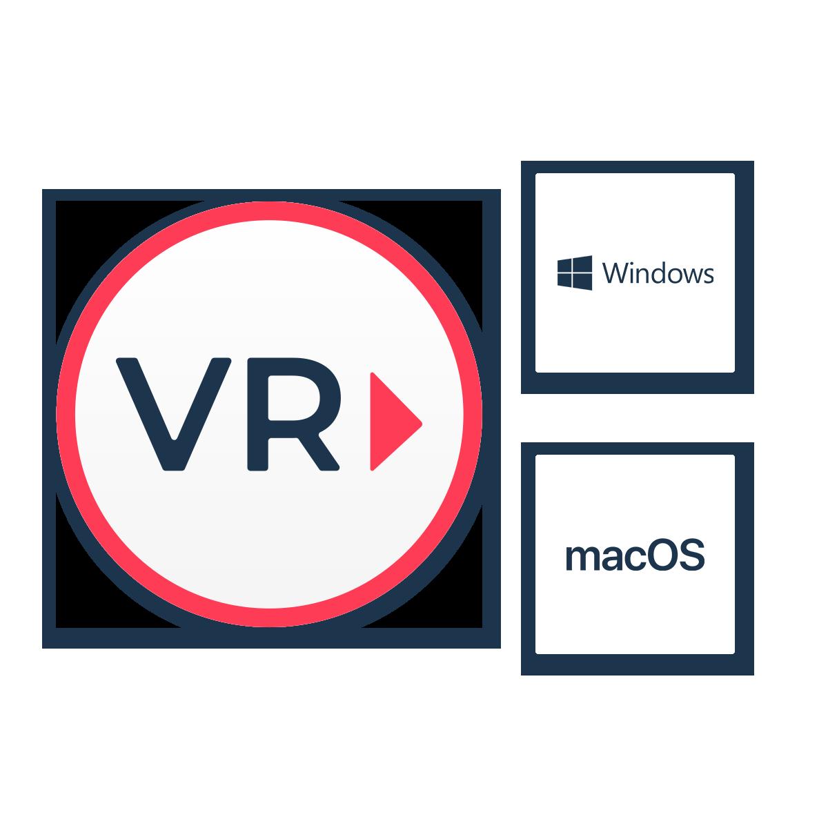 VRdirect Plattform – Windows & MacOS compatible
