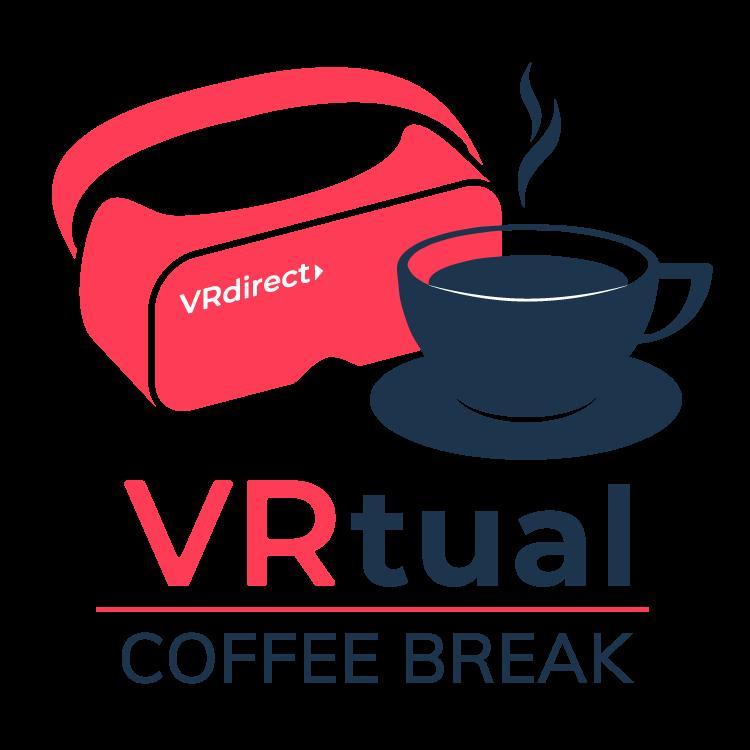 Virtual Coffee Break Logo