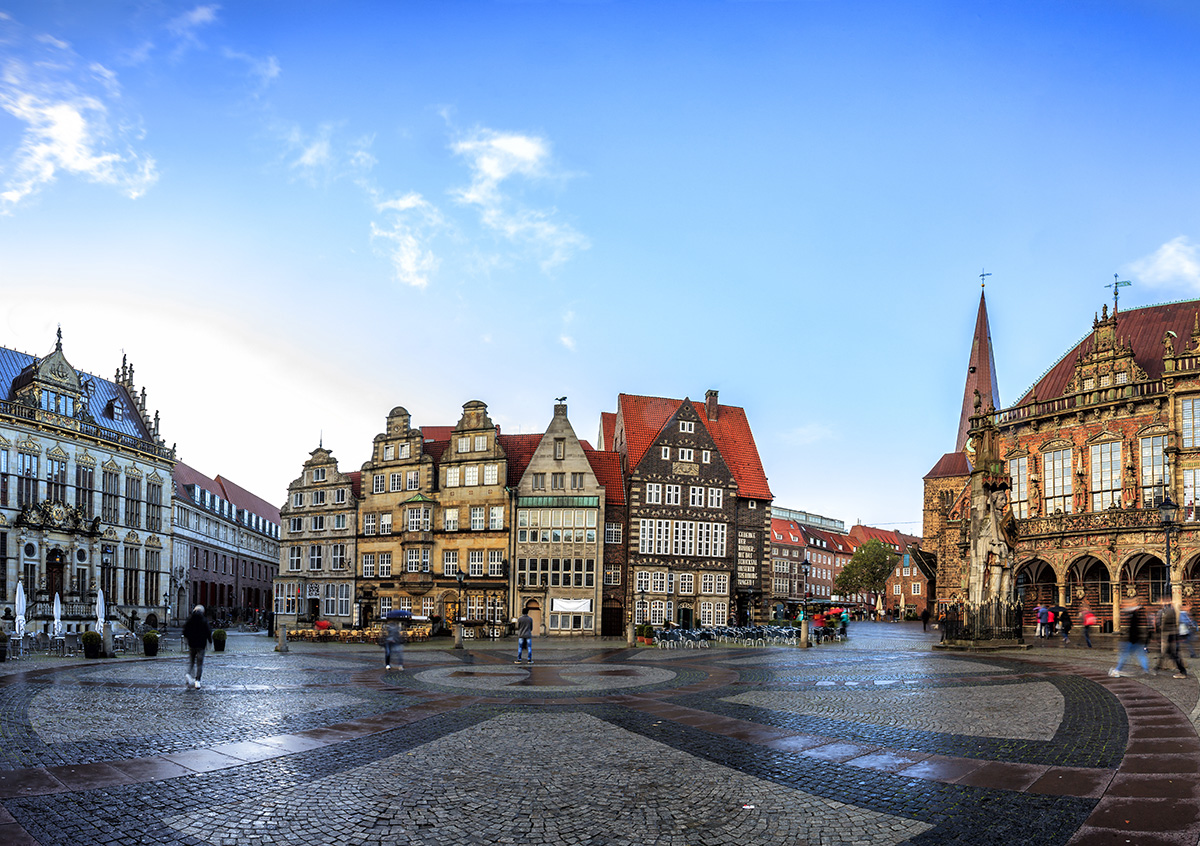 Discover German UNESCO World Heritage Sites as an immersive experience