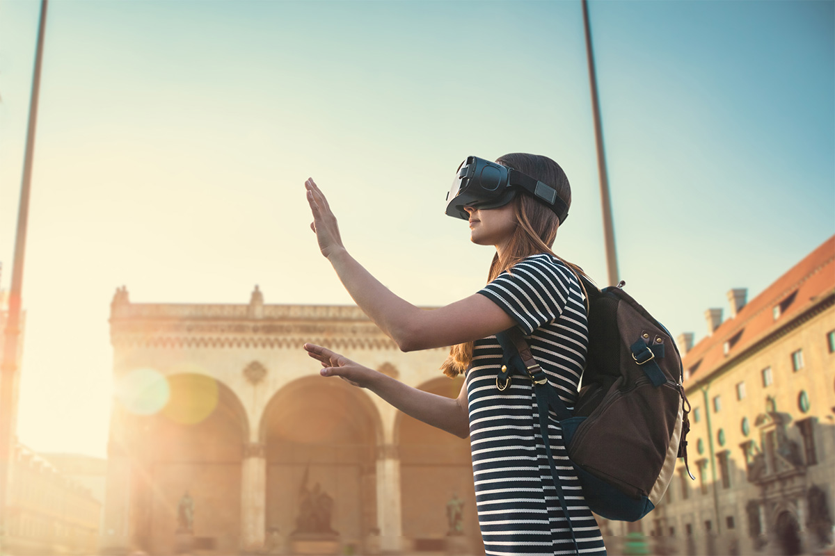 Virtual Walking Tours upgrade your travel experience