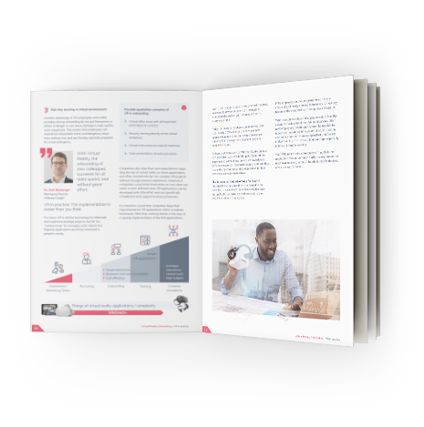 Successful Onboarding with Virtual Reality - VRdirect Whitepaper