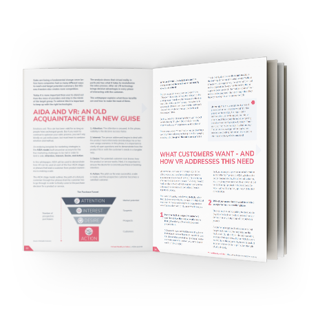 Virtual Reality in Sales - Whitepaper