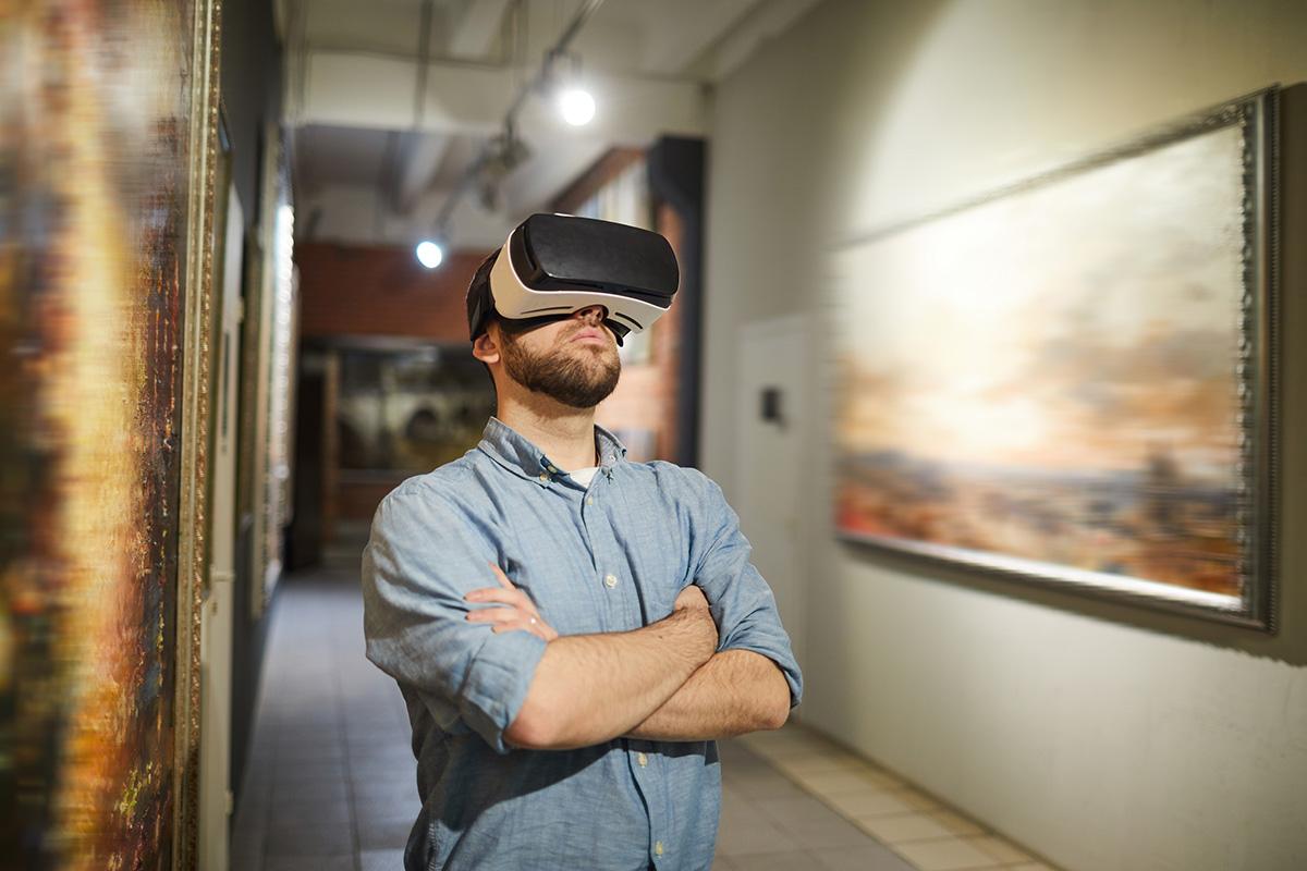 What is a Virtual walking tour?