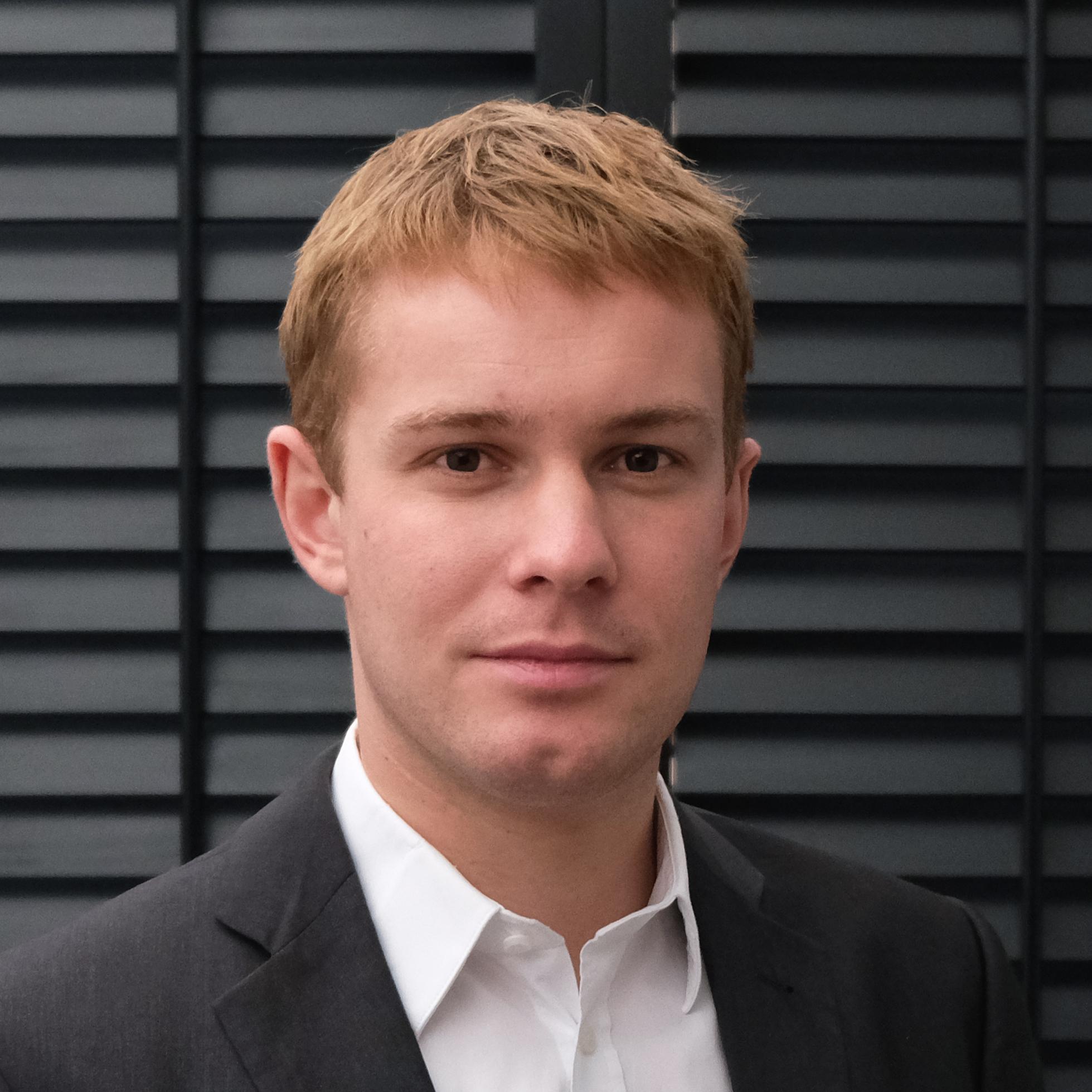 Portrait Thomas Volk, Operations Manager, VRdirect